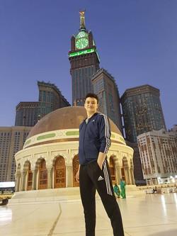 Abdullah Darduuk-  Mecca Clock Tower