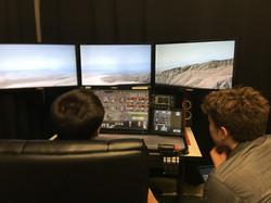 Aviation Flight Simulator