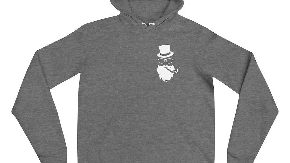 Unisex hoodie Grey