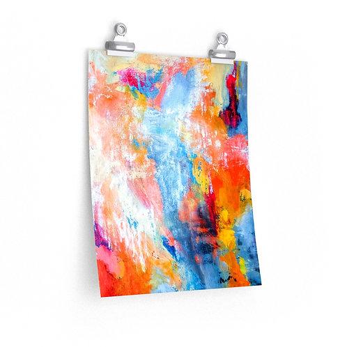 Retract - Paper Print