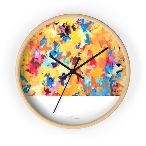 Modern Shine Wall clock