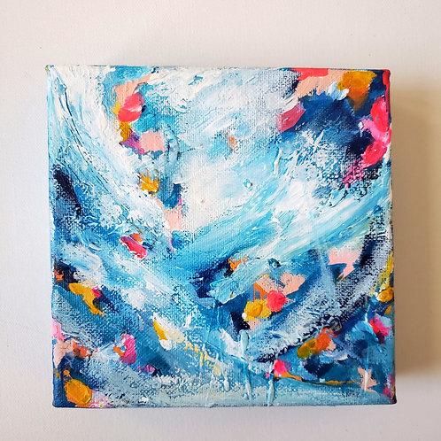 Pulse: 16 - 6x6 (Original Painting)