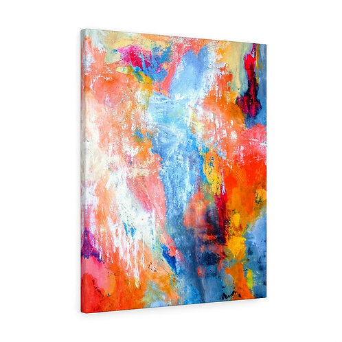 Retract - Canvas Print