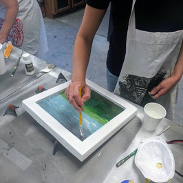 Palette Knife Workshop