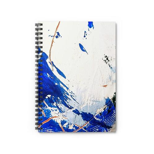 Blu Notebook