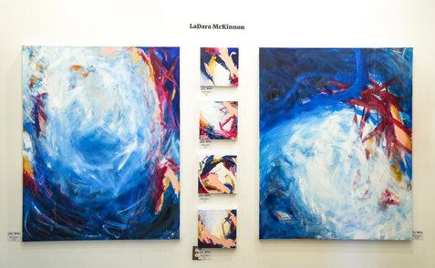 Art show: Depth of Freedom
