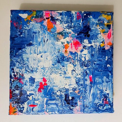 Pulse: 15 - 6x6 (Original Painting)