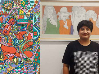 This autistic, young artist is making sense of the world, one line at a time: Indian Express