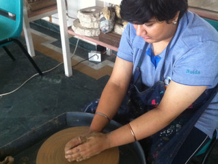 Amrit Khurana Releases A New Style Of Ceramics!