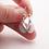 Thumbnail: Silver Mussel Earrings