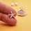 Thumbnail: Silver Starfish Post Earrings