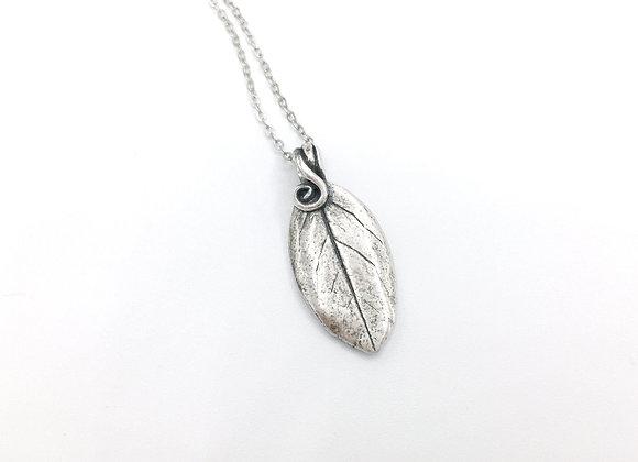 Rose Leaf Necklace #12