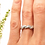 Thumbnail: Silver Grass Seed Ring