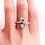 Thumbnail: Silver Seahorse Ring