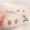 Thumbnail: Silver Cowrie Post Earrings