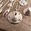 Thumbnail: Silver Sand Dollar Necklace