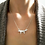 Thumbnail: Silver Fox Necklace