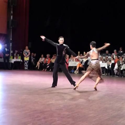 Chacha, Grand Prix de Danse de St Cyr-sur-Loire
