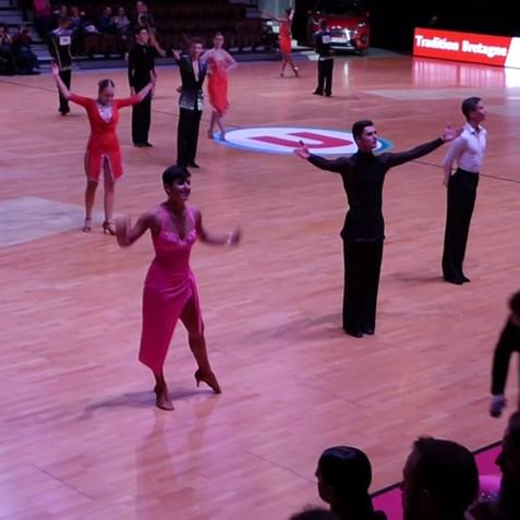 Show Dance Brest Arena 2019 - jive