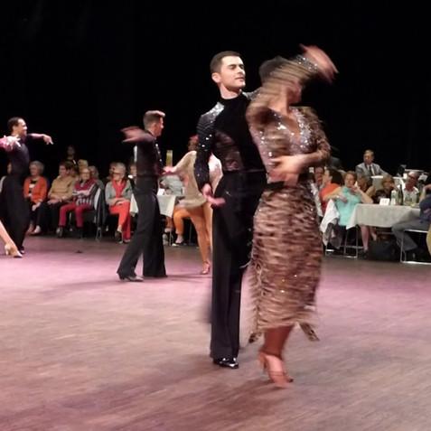 Rumba, Grand Prix de Danse de St Cyr-sur-Loire