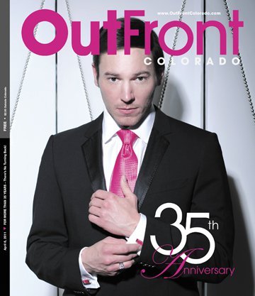Outfront magazine
