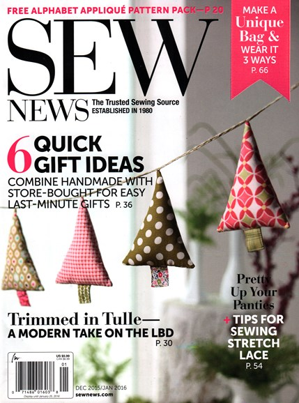 Sew News magazine