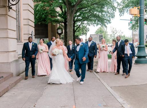 Rodney and Kathy | Wedding at 1208 Washington