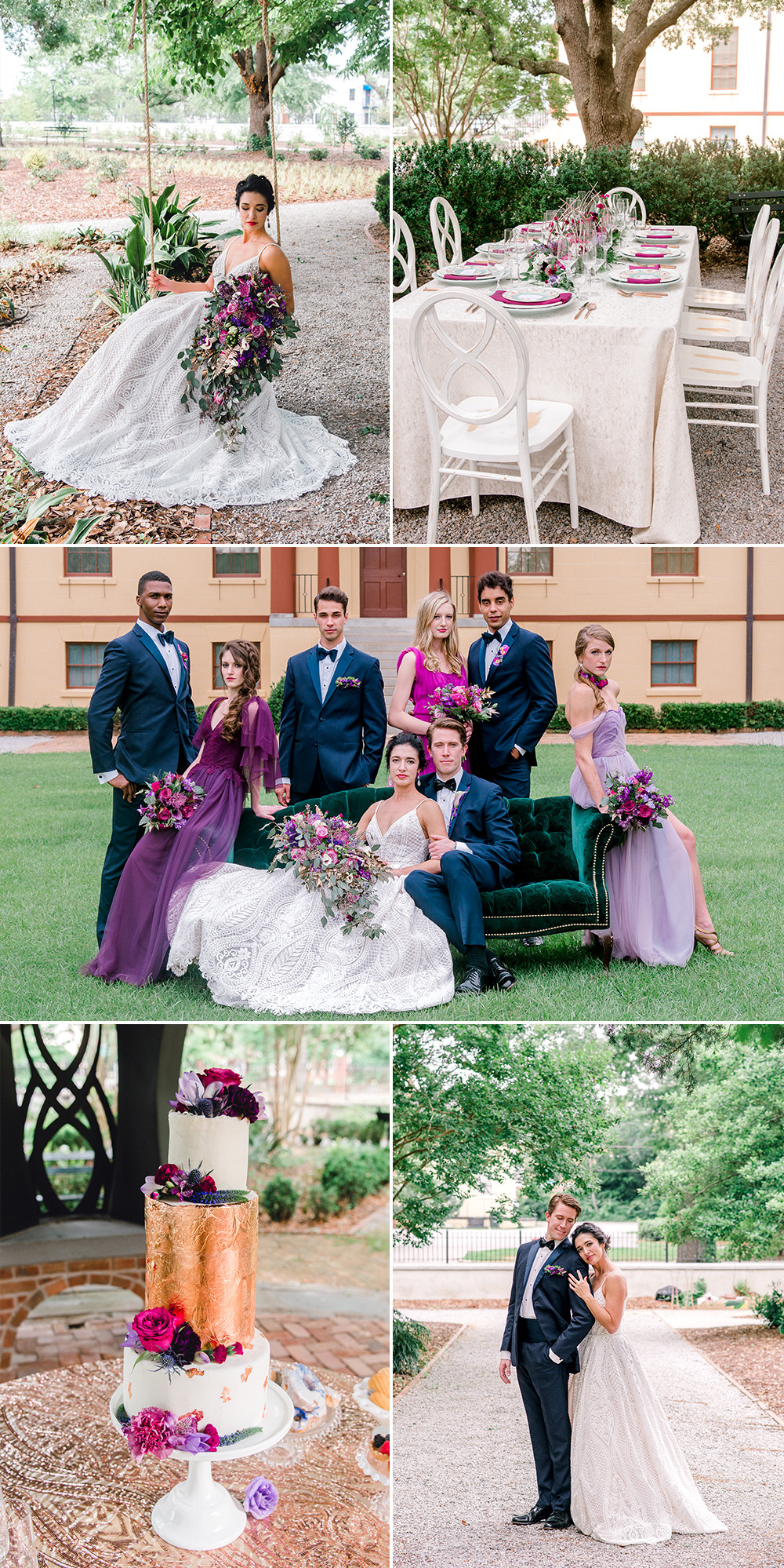 Wedding at The Hampton Preston Mansion | Nina Bashaw is a fine art portrait and wedding photographer serving Columbia, Charleston, Greenville, Charlotte, NC Augusta, Ga, Nashville, TN surrounding areas and worldwide destination weddings and elopements.
