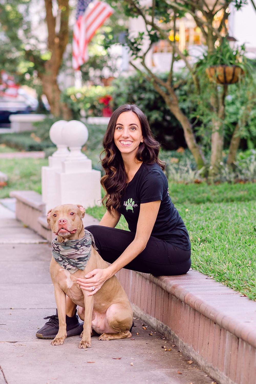 Tampa, FL dog walker Furry Ventures pet care.