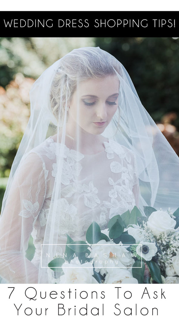 7 questions to ask the bridal boutique | Columbia Wedding ...
