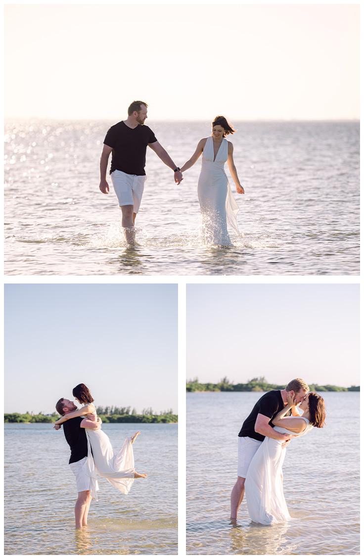 Engagement session at Cypress Point Park. Nina Bashaw Photography