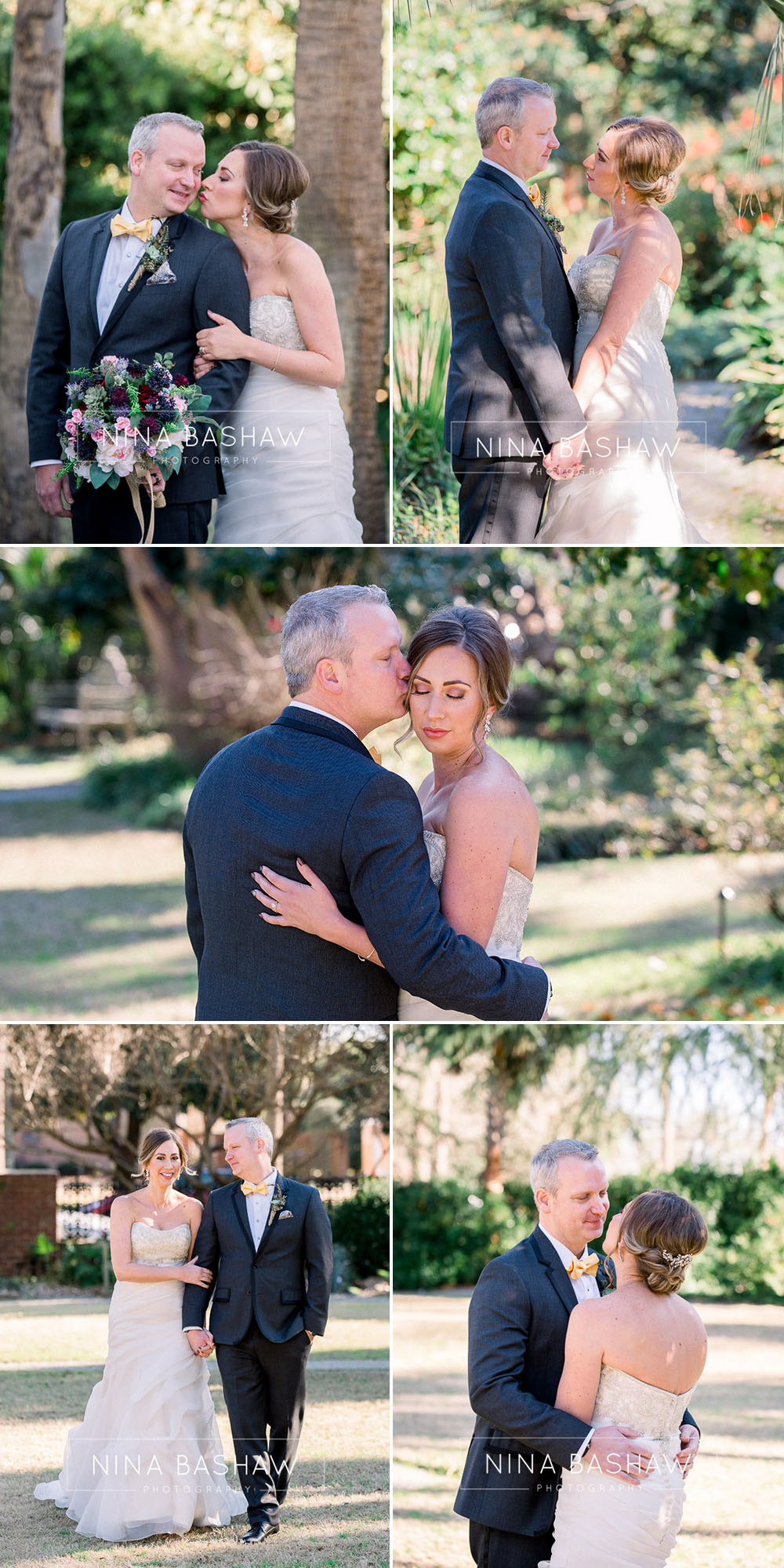Charlotte wedding photographer Nina Bashaw | Wedding at Seibels House and Garden in Columbia, SC | Columbia wedding photographers