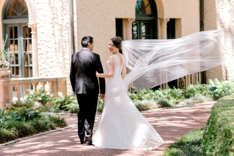 Wedding at Epping Forest in Jacksonville, FL
