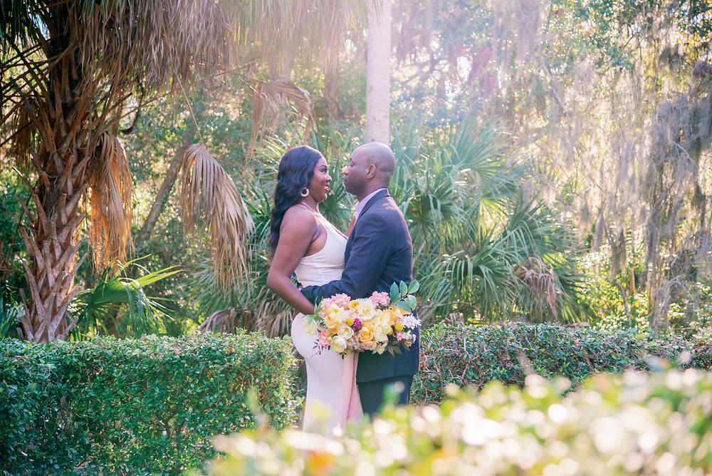 Wedding photos at Philippe Park