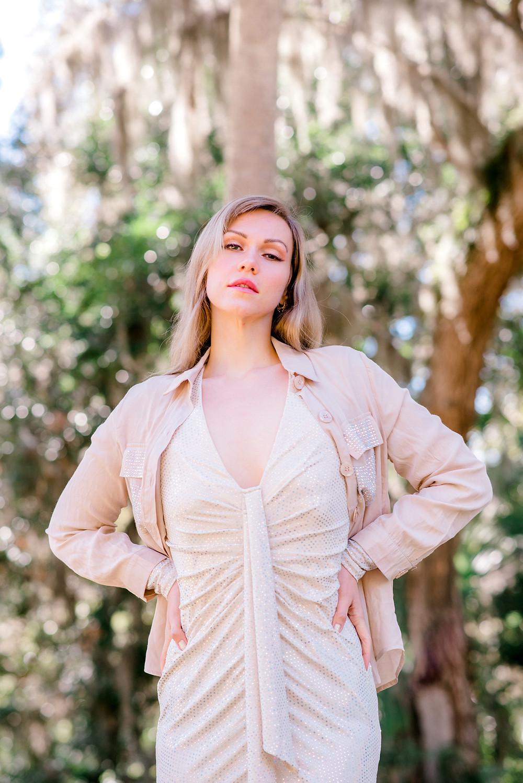 Natural light headshot photographer Nina Bashaw