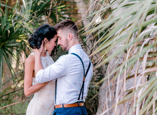 Salina and Dawid couples photos at Fort De Soto Park St Pete, Florida