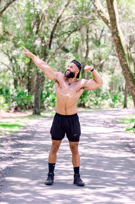 Personal branding photos for personal  trainers