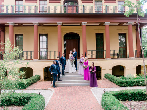 How to choose the perfect wedding venue.