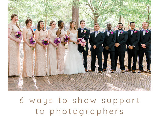 6 ways to show support to photographers