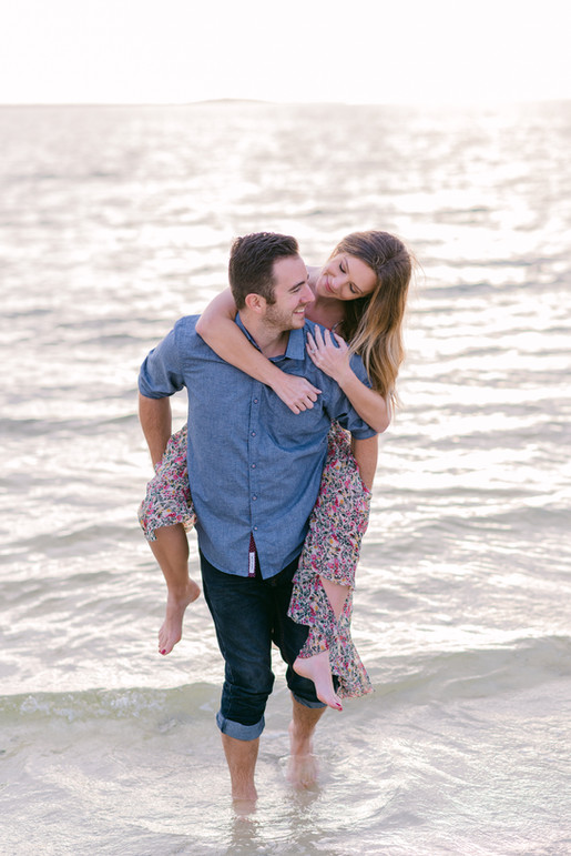 Clearwater, Fl engagement photographer