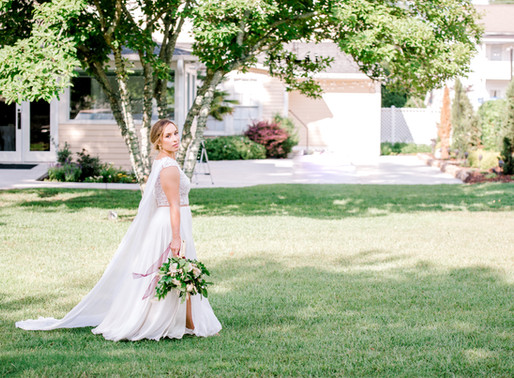 Bridal Portraits at Cinnamon Hill House and Garden in Columbia, SC