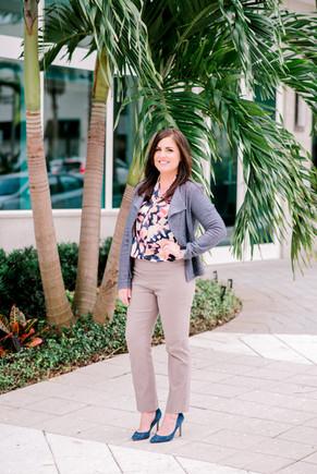 Tampa Bay lifestyle headshot photographer
