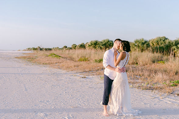 Sarasota elopement photographer Nina Bas