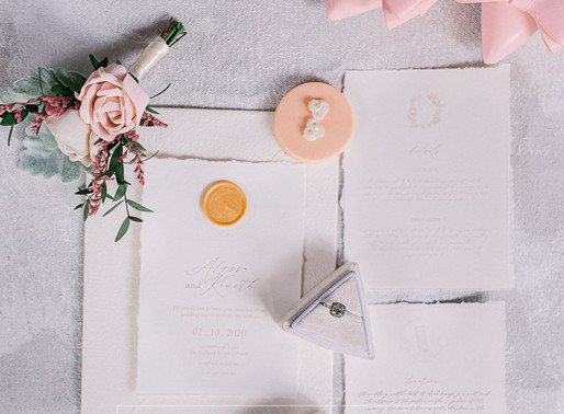 What to include on wedding invitation and what to leave off!
