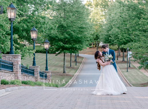 Wedding at Cobblestone Park Golf & Country Club | Blythewood, SC