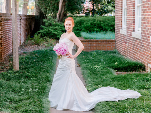 Why you should book a bridal portrait session!