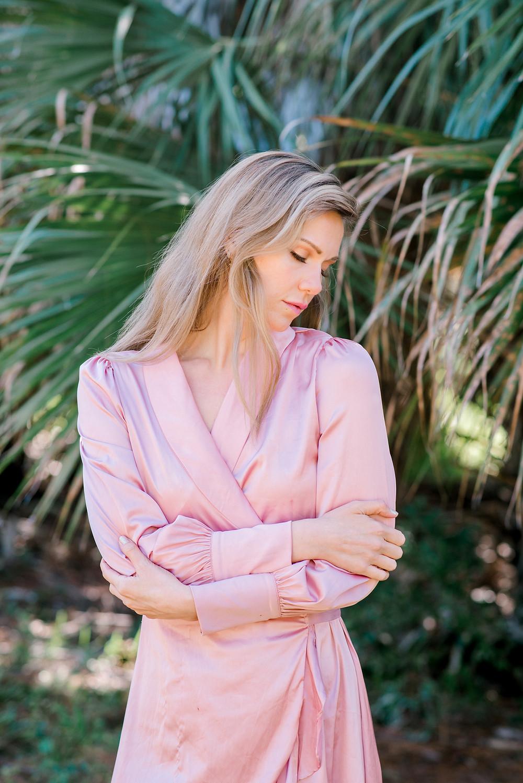 Dunedin, FL portrait photographer Nina Bashaw