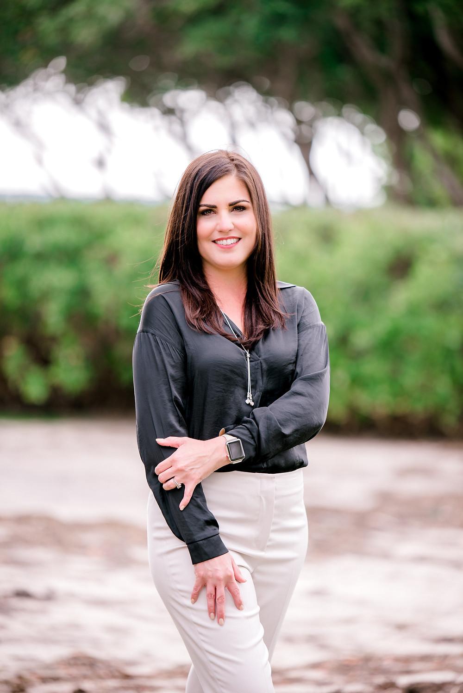 Sarasota lifestyle headshot photographer Nina Bashaw