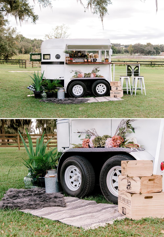 Covington Farm wedding
