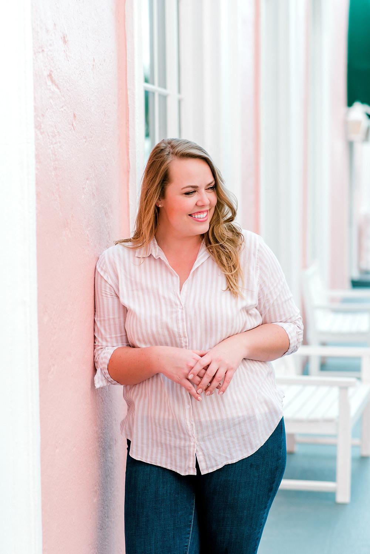 Tampa headshot photographer Nina Bashaw